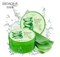 aloe mask - Natural aloe vera gel emulsion cream mask whitening and hydrating perfect go blain to imprint g Z00019