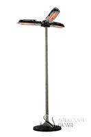 Wholesale Three Electric Patio Heater Lamps Winter Indoor Outdoor Heater Warmer Infrared Halogen w