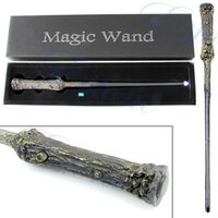 Wholesale harry potter wand led Ghost head Ron Sirius Lord Voldemort hermione dumbledore magical wand harry potter light wand