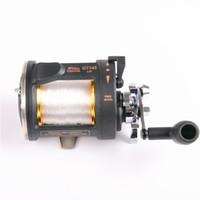 abu fishing tackle - Fishing Fishing Reels Abu Garcia GT345 fishing wheel shaft boat reel Casting reel fishing tackle
