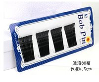 Wholesale Nicole then new Korean dish made necessary gadgets black paint wire hairpin word folder bangs