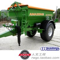 agricultural machinery - Amazone Amazon tractor trailer agricultural machinery parts agricultural vehicle model Gift France UH