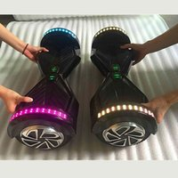 Wholesale 8 Inch Mini Self balanced Scooter Wheel Smart Scooter Bluetooth Remote Electric Self balance Scooter with free carrying bag