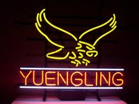 beer breweries - America s Oldest Brewery YUENGLINH REAL GLASS TUBE NEON BEER BAR WALL SIGN GAMEROOM CLUB GARAGE