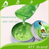 aloe face lotion - DHL Six times concentrated aloe vera gel perfectly natural acne face cream G