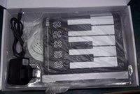 Precio de Piano del teclado suave 49-50pcs envío libre 49 la mano del piano llaves flexible rueda digital - Es un 49 suave teclado de piano con adaptador de energía libre
