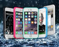 "Cheap 100% Sealed Waterproof Water Resistant Full Body Screen Protect Soft TPU Gel Front & Back Case For iPhone 6 6s  iphone6 4.7"" 5.5inch 6plus"