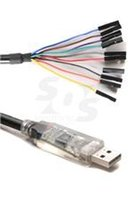 Wholesale C232HD DDHSP USB Cables IEEE Cables USB to UART CABLE MAX OUT of VDC