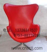 egg chair - PU classic Egg chair Egg chair design modern creative fashion casual swivel chair
