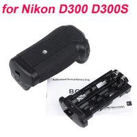 Wholesale High Quality Vertical Battery Grip Holder for Nikon D300 D300S D700 DSLR Camera