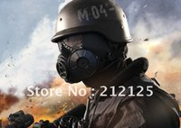 Wholesale Durable M04 Nuclear War Crisis Series Protector Gas Mask for Airsoft Black