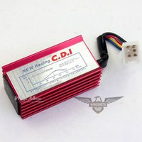 Wholesale High quality RACING CDI BOX cc cc cc Occ cc ATV DIRT BIKE PIT BIKE RED