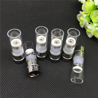 Cheap Snoop dogg coils atomizers Heating Chamber Rebuildable Atomizer coil head Dry Herb Wax herbal vaporizers pen vapor Replacement coil heads