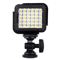 Wholesale LEDs LED Video Light Camera Photo Lamp for Canon Nikon Camera Video Camcorder K K D802