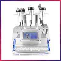 Wholesale Bipolar RF Negative pressure Vacuum KHz Ultrasound Cavitation Fat System Slimming Machine
