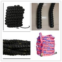 Wholesale Manila Rope Elastic Rope Bracelets Sport Power strength Fitness Muscle Sent Throwing Strong Training Fighting Exercise Protective Sleeve