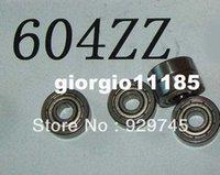 Wholesale 10pcs ZZ Miniature Bearings Ball Mini bearing x x mm ZZ