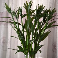 bamboo plant artificial - Lucky bamboo Lucky Bamboo simulation artificial flowers silk flower floral decoration flower plants FZH093