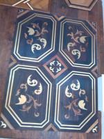 Wholesale Mosaic floor Combinat Design House floor Jade inlaid wood floor Shell wood flooring Oak floor Floor finishes customPrivate custom wood floor