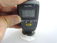 aluminum coatings - Digital LCD Display Car Coatings Thickness Gauge non metal coatings Thickness Tester Meter mm Iron Aluminum Base