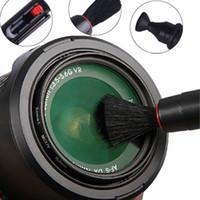 Wholesale Cameras Photo Camera Accessories Camera Cleaning Equipment Kits Pen Dust Cleaner Brush
