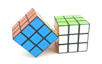 Wholesale Black Cube Puzzle x3x3 Rubik s Magic Cube Puzzle Magic Frozen Game Toy For Adult Children Educational Toys Hot classic Gift