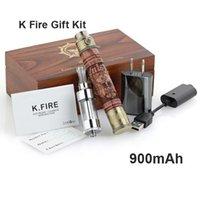 Set Series k fire ecig - TopSale Kamry Brand V Variable Voltage Spinner Battery K Fire Wood Ecig Hot In Market style for Protank Vivi nova V2 X8 atomizer