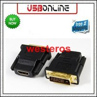 Converters best dvi cable - Best DVI Male To HDMI Female Gold Converter cable Adapter for hdtv