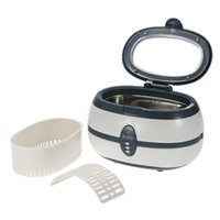 Wholesale AC V V Household Ultrasonic Cleaner Glasses Watch Jewelry Cleaning Machine Household Cleanning Tools
