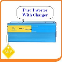 Cheap 2500W pure sinus inverter Best 2500w pure inverter with charger