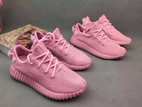shoes size 5 women - Kanye West Yeezy Boost Pirate Pink ROSE UPGRADED FINAL Women s ports Running Athletic Sneakers Shoes Size