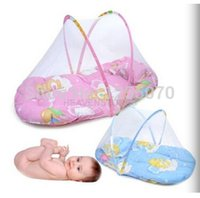 Wholesale Mosquito Stroller Pushchair Infants Baby Mesh Bee Insect Bug Cover Net order lt no track