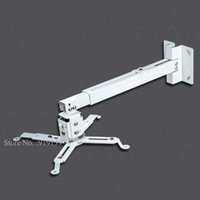 Wholesale rojects Accessories Projector Brackets Factory Sale Price Multimedia Projector Ceiling Mount Manual Wall Roof Bracket Kit For Video Proye