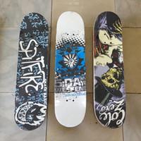 alice scrubs - Fashion skateboard scrub four skateboard hot sale four pairs of alice skateboard high quality alice single fish plate