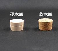 Wholesale 100g bath salt round shape ABS Bottle Jars with cork spoon g Bath Salt Powder Bottle Dressing ABS