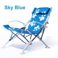 aluminum sun lounger - Outdoors Fishing Chairs Sun Loungers Outdoor Foldable Chairs Aluminum Sun Lounger super comfort recliner