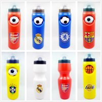 basketball water bottles - Football fans Basketball fans Cycling Water Bottle Jug oz ml Bike Bicycle Hiking Camping Outdoor Sports NEW