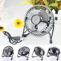Wholesale Portable Cooler Fashionable Super Mute Mini USB Desk Fan PC Cooler Cooling laptop