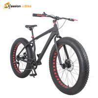 Wholesale Passion Ebike quot Unisex bicicleta mountain bike Aluminum Alloy Bicycle Frame Fat Bike tire