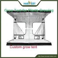 Wholesale Plant growth gardening tent hydroponics greenhouse plastic Plant growth tent grow tent size x240x200cm