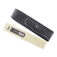 Wholesale Water Aquarium Laboratory TDS Meter Tester Stick Pen LCD Digital Temp Purity