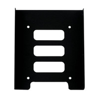Wholesale 2 quot to quot SSD HDD Metal Adapter Mounting Bracket Hard Drive Holder for PC Brand New