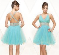 Cheap Homecoming Dresses Best Organza Prom Gowns