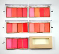 palette 18 color - New Multi Color Blusher Colour Mineralize Blush Palette g