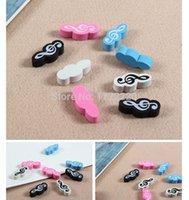 Wholesale Fashion Music Stationery Mini Style Music Note Eraser Music Gift
