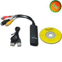 adapter country - EASYCAP Cable Adapter USB Audio Video Grabber Capture