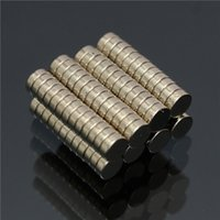 Wholesale 100pcs NEODYMIUM Disc MAGNETS x mm N35 Rare Earth Strong Magnet Craft