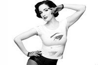 sexy bedroom costumes - 24X36 INCH ART SILK POSTER Dita von Teese burlesque dancer model costume designer actress glam women sexy babes females