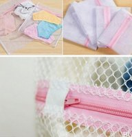 big laundry bags - Big discount CM Washing Machine Specialized Underwear Washing Bag Mesh Bag Bra Washing Care Laundry Bag