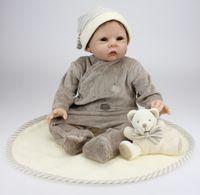 Cheap Girls Reborn baby Best 3-4 Years Latex Boy Doll